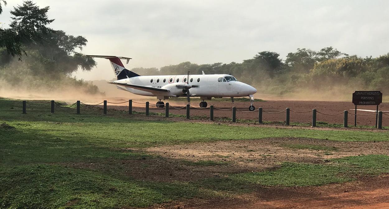 Charter_flightsInUganda